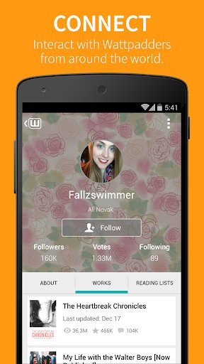 Wattpad Free Books screenshots 4