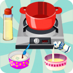 games cooking donuts  APK