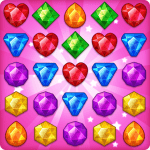Jewels fantasy : match 3 puzzle 1.0.34 APK
