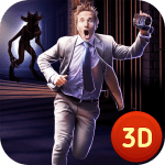 Scary Maniac Mansion Reporter Horror Game 1.0.0 APK