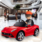 Shopping Mall electric toy car driving car games 1.1 APK
