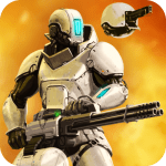 CyberSphere: TPS Online Action-Shooting Game 1.75 APK