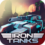 Iron Tanks: Free Multiplayer Tank Shooting Games 3.04 APK