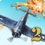 AirAttack 2 – WW2 Airplanes Shooter