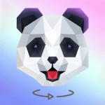 Poly Mood – 3D puzzle sphere