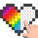 Pixel – Color by Number & Pixel Art Coloring Pages