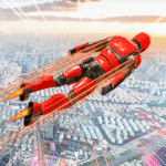 Super Speed Rescue Survival: Flying Hero Games 2