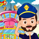 Toon Town – Airport