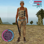 Army Fire Squad survival: Free Fire Battleground