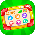 Babyphone & tablet – baby learning games, drawing