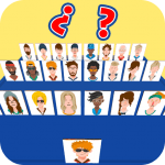 Guess who am I – Who is my character? Board Games