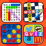 Puzzle book – Words & Number Games