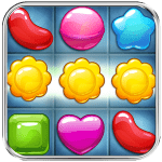 Candy Legend – puzzle match 3 candy jewel