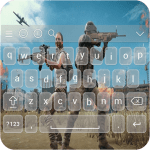 Keyboard With Themes For Pubg 2020