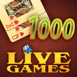 Thousand LiveGames – free online card game 1000