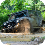 Offroad Jeep Hill Climbing: 4×4 Off Road Racing
