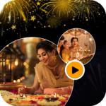 Diwali Photo Video Maker with Music 2020
