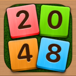 WoW 2048: Solitaire Merge
