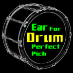 Drums Perfect Pitch – Rhythm sound practice game.