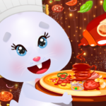 Pizza Maker- Bunny cooking game