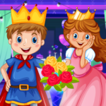 Pretend Play Princess Wedding Party : Royal Castle