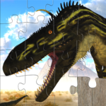Dinosaurs Jigsaw Puzzles Game – Kids & Adults