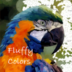 Fluffy Colors: Color by Number