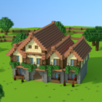 House Craft 3D – Idle Block Building Clicker
