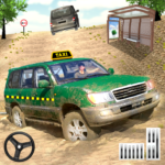 Offroad Mountain Car Simulator: Taxi Driving 2021