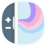 Skip Track – Next track button with volume