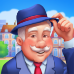 Town Blast: Restore & Decorate the Town! Puzzles